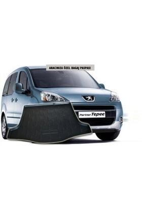 ModaCar Peugeot Partner TEPEE Bagaj Havuzu Paspası 841961