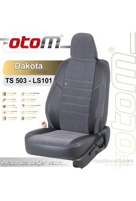 Otom Hyundaı H-100 Çift Kabin 1994-2012 Dakota Design Araca Özel Deri Koltuk Kılıfı Pişmiş Toprak-103