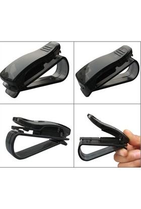 Dreamcar Slim Gözlük Tutucu Siyah 3300903