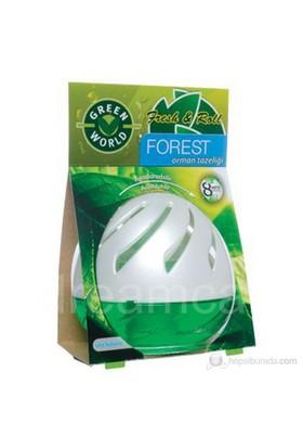 Dreamcar Green World Forest Orman Tazeliği Hava Temizleyici ve Yenileyici 6009