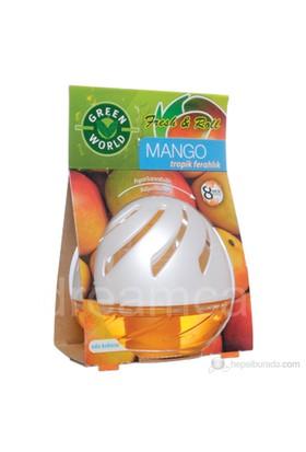 Dreamcar Green World Mango Tropik Ferahlık Hava Temizleyici ve Yenileyici 6016