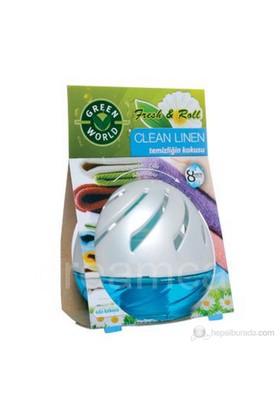 Dreamcar Green World Clean Linen Temizliğin Kokusu Hava Temizleyici ve Yenileyici 6047