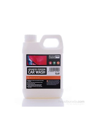 Valet Pro Poseidon Car Wash - Konsantre Cilalı Yıkama Şampuanı 1 L