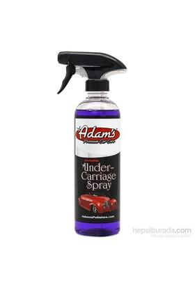 Adam's Polishes Undercarriage Spray - Dış Yüzey Kir Sökücü Sprey 473 ml