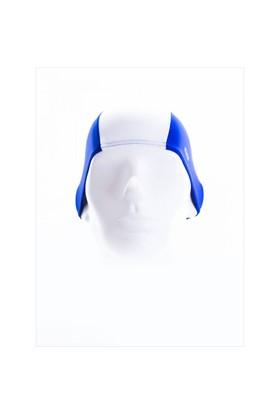 Ayyıldız 3252 Mavi-Beyaz Bez Havuz Bonesi