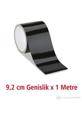ModaCar 9 cm Genişlik X 1 METRE SİYAH Fosfor Şerit 54d089