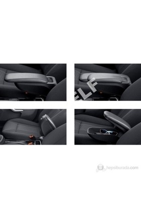 Z Tech Citroen C2 Kolçak - Araca Özel Siyah