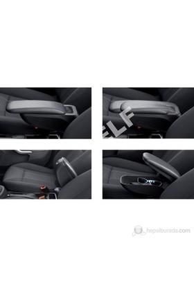 Z Tech Renault Clio 3 Kolçak - Araca Özel Siyah 2006/2012