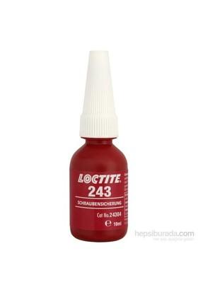 Loctite 243 - Orta Mukavemetli Vida Sabitleyici 10 ml.