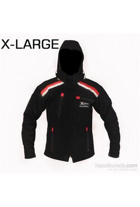 X-Rider Korumalı KapşonluMont X-LARGE 758887
