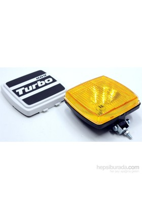 ModaCar Sarı Camlı Sis Lambası Seti 424179