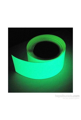 Işıklı bant-Lümen Bant 40 mm X 23 Metre (Yeşil)