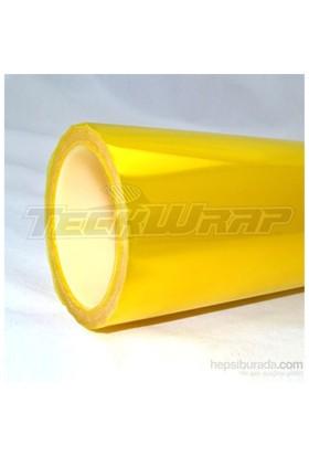 TeckWrap Sarı Far Filmi 30 CMX200 CM