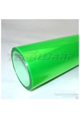 TeckWrap Yeşil Far Filmi 30 CMX200 CM