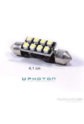 Photon 8 Beyaz Smd Ledli 4,1 cm SOFİT Ampül 85d044