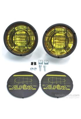 Modacar Sarı Camlı Sis Lambası Seti 422638