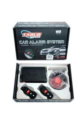 Carub Alarm Ultra Kemerli Siyah Carub BR0010885