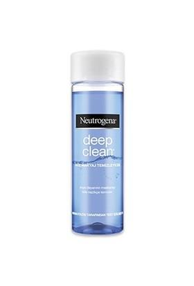 Neutrogena Deep Clean Göz Makyajı Temizleyicisi 125 Ml