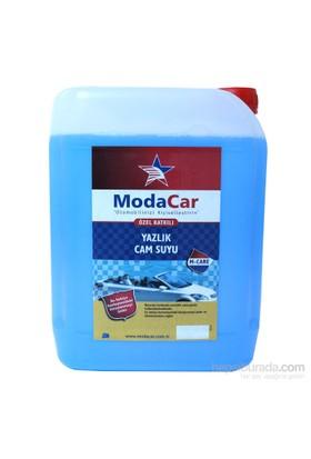 ModaCar BlueGreen Alkollü Yazlık Cam Suyu Katkısı 5 Litre