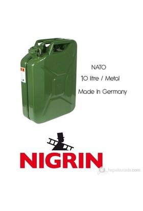 UNITEC MILITARY Metal Benzin Bidonu 10 Litre 855880