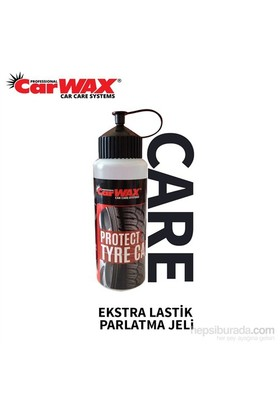 Carwax Tyre Care 500 Ml Ekstra Lastik Parlatma Ve Koruma Jeli