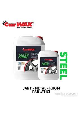 Carwax Steel Shıne 5 Lt Jant Krom Parlatma