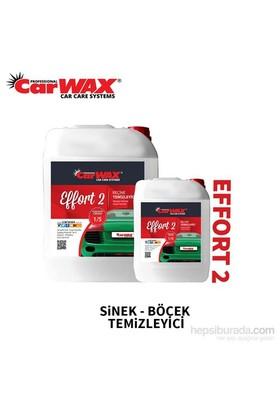 Carwax Effort 2 5Lt Reçine Temizleyici