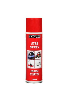 Technospray Eter Sprey 250 ml 11285