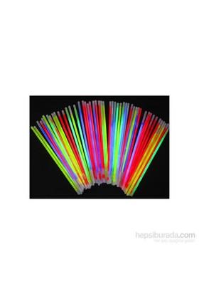 Hot Glow Anlık İnce Çubuk Fosforlu Emniyet Işığı