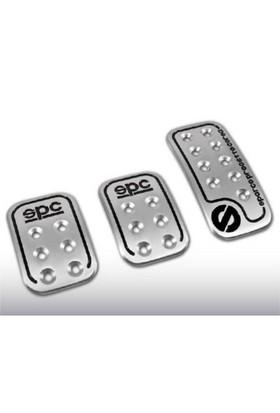 Sparco Progetto Corsa Raicing Pedal Seti Siyah OPC04060000