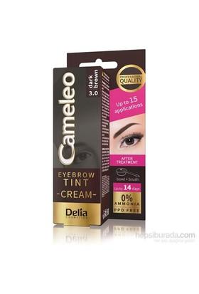 Delia Cameleo Kaş Boyası Krem Dark Brown 15 Ml