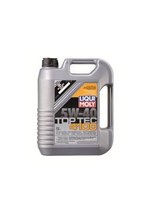LIQUI MOLY TOP TEC 4100 5W-40 Sentetik Motor Yağı