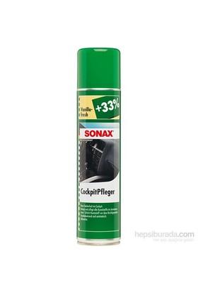 Sonax Torpido Temizleyici Parlatıcı Vanilya-400 ml.