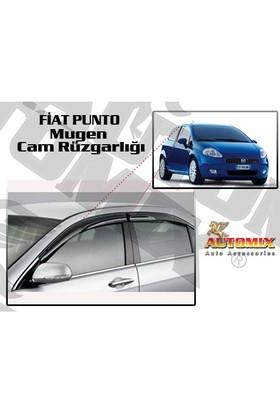 Fiat Punto Mugen Cam Rüzgarlığı