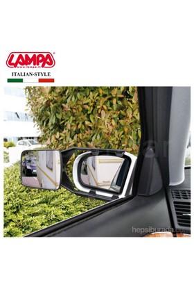 Lampa Karavan Yan İlave Geniş Görüş Aynası 65551