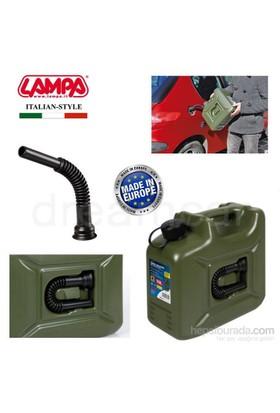 Lampa Jerry-Can Askeri Plastik Benzin Bidonu 10 L 66975