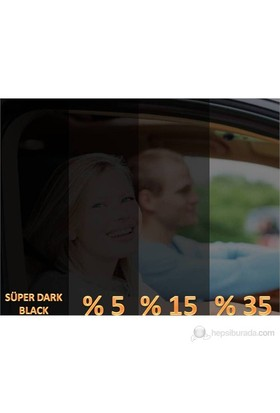 AutoFolyo Çizilmez Cam Filmi 100 Cm X 6 Metre %35 Açık Ton