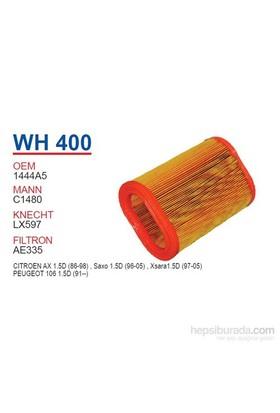 Wunder PEUGEOT 106 1.4 D - 1.5 D (CS449A) Hava Filtresi OEM NO:1444.A5