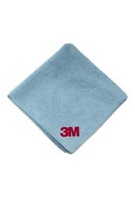 3M Perfect IT III 50486 (20105) Microfiber Parlatma Bezi-Mavi