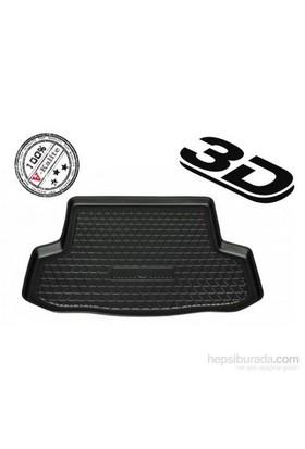 L.Locker Volkswagen Passat B8 2015 Sonrası 3D Bagaj Havuzu