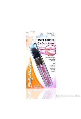 Sally Hansen Lip İnflation Color Full (Renkli Dudak Dolgunlaştırmaya Yardımcı Ruj)
