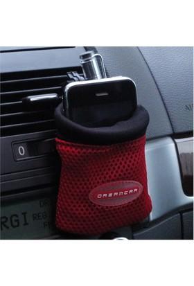 Dreamcar Akıllı Kese Sport Fileli Kırmızı 3305703