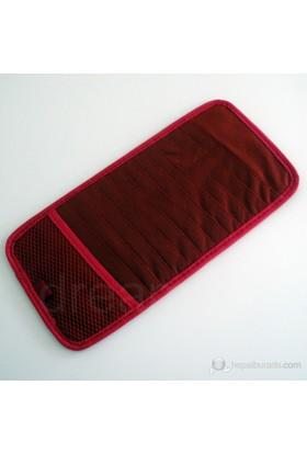 Dreamcar 12'li Cd'lik-Kalemlik-Organizer Kırmızı 3308004