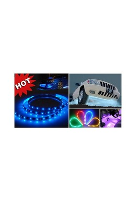 Dreamcar Elastik Led Neon Lamba 32 Cm. Mavi 2'li 3539402