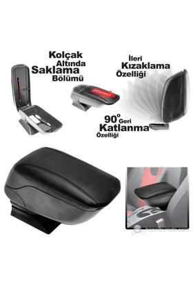 Hyundai İ20 Kolçak Kızaklı Plastik Ayaklı