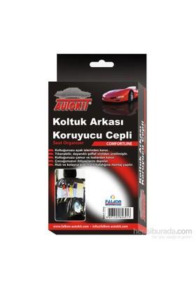 """KOLTUK ARKASI KORUYUCU""""CEPLİ"""""""