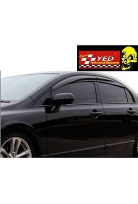 Yed Equipment Cam Rüzgarlığı Mugen Opel Astra H