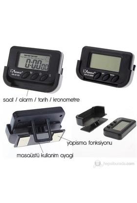 ModaCar Mini Dijital Saat Tarih Kronometre Göstergesi 45a003