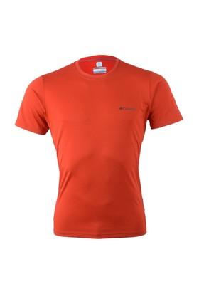 Columbia Am6084 Zero Rules Short Sleeve Shirt Erkek T-Shirt Am6084845