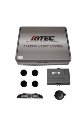 M tec MT2202 Led Göstergeli 4 lü Arka Park Sensörü